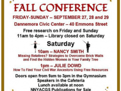 nnyacgs fall conference