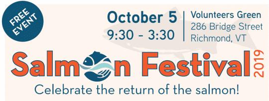 2019 salmon festival