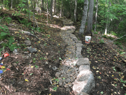 Adirondack sustainable trails