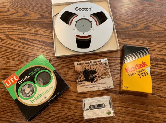 Audio Visual Preservation Workshop