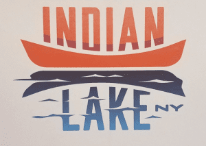 Indian Lake logo
