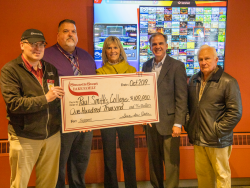 Stewart's Shops/Dake Family awards Paul Smith's College $100,000 for esports lab