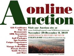 adirondack history museum online auction