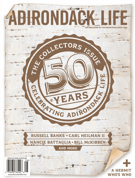 adirondack life 50th
