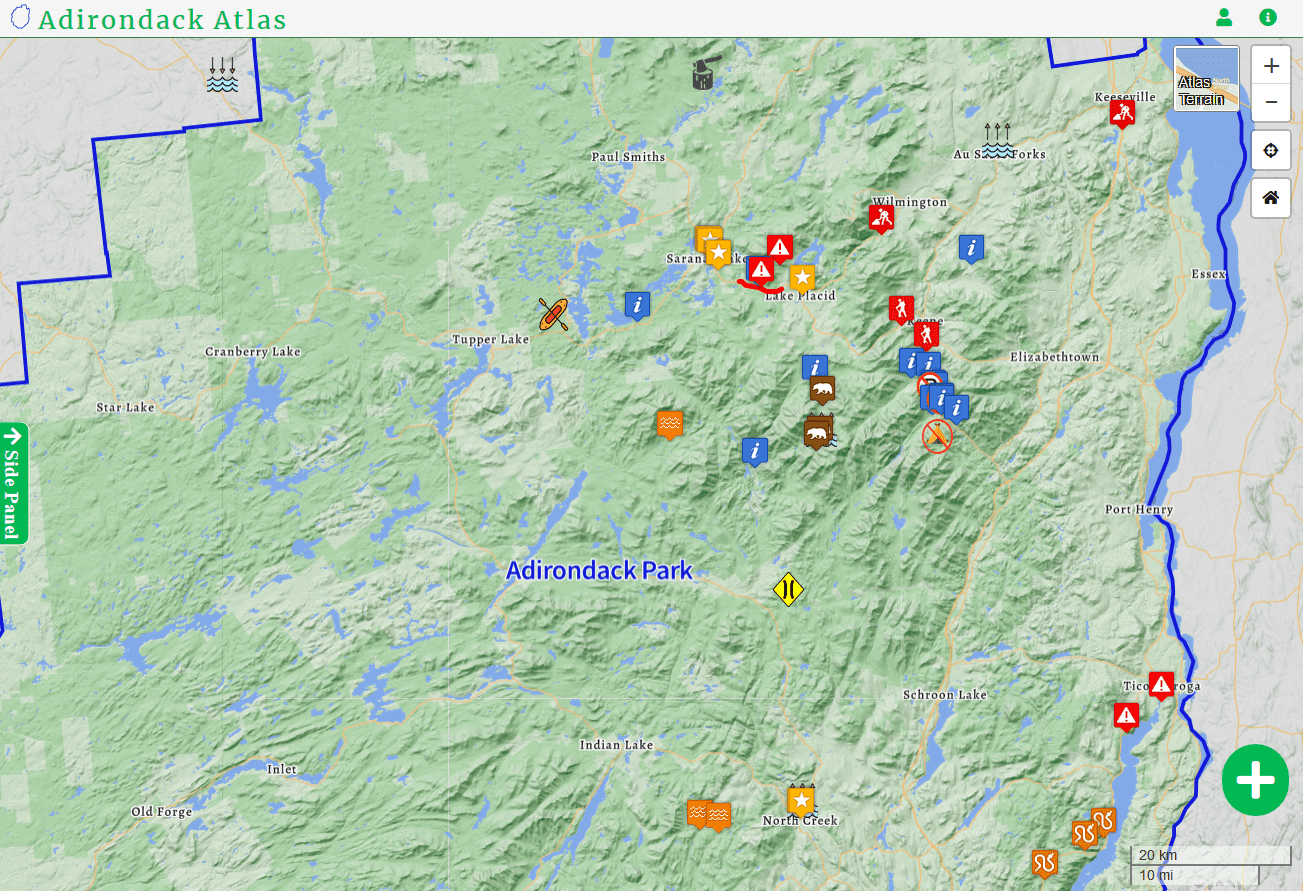 Flooding, High Waters: Current Adirondack Outdoor Conditions ... on
