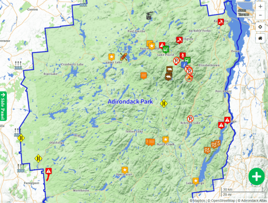 Colder Weather: Current Adirondack Outdoor Conditions (Oct 3 ... on