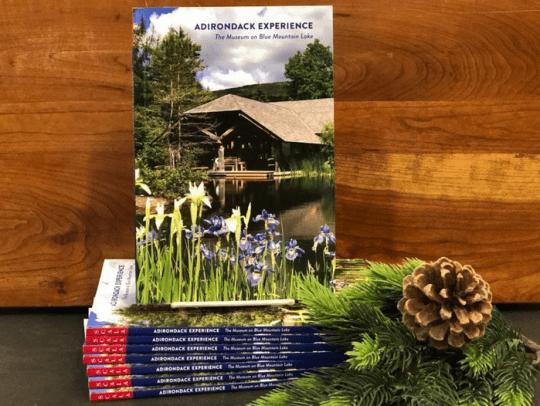adirondack experience book