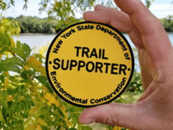 dec trail supporter patch
