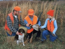 small game hunters provided by DEC