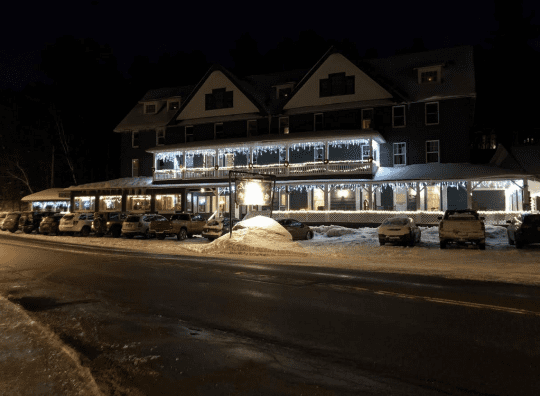 Adirondack Hotel provided by Town of Long Lake