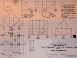 Adirondack Tent Platform Design