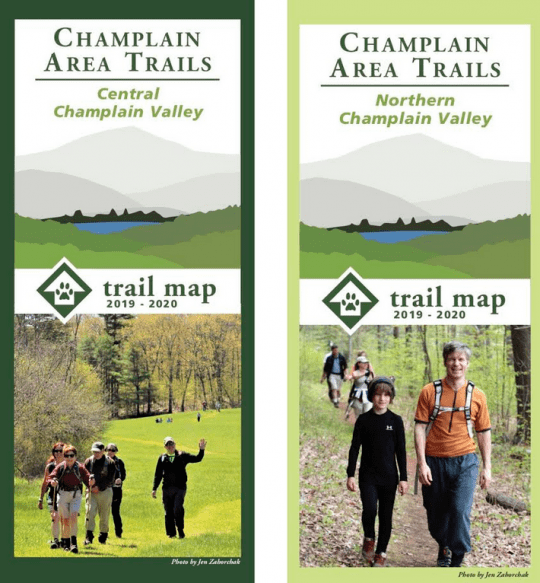CATS trail maps