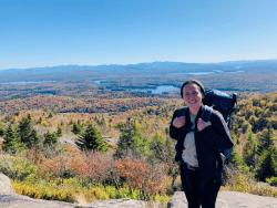 Carolyn Koestner provided by Lake Placid Land Conservancy