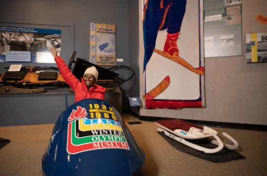 Lake Placid Winter Olympic Museum