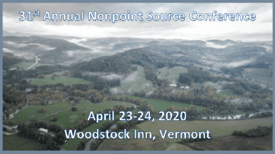 Nonpoint Source Conference