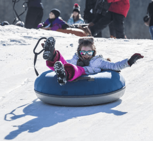 Titus Mountain Tubing Center