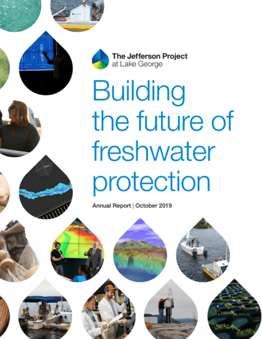 jefferson project annual report