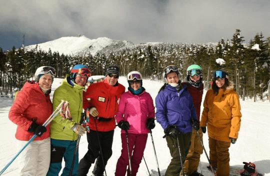 Alpine Snowsports course
