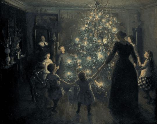 Glade Jul Merry Christmas
