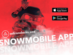 adirondacks snowmobile app
