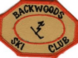 backwoods ski club logo
