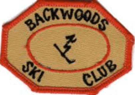 backwoods ski club logo
