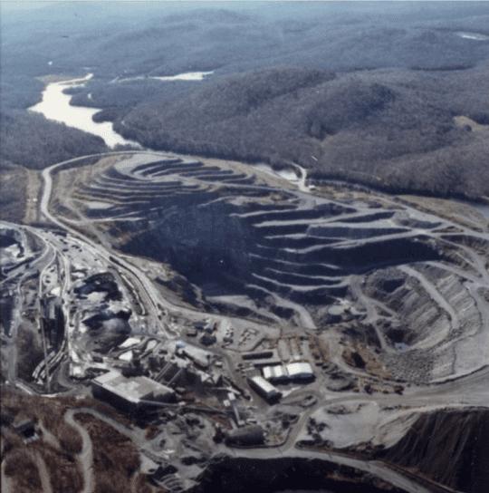 tahawus mines provided by ADKX