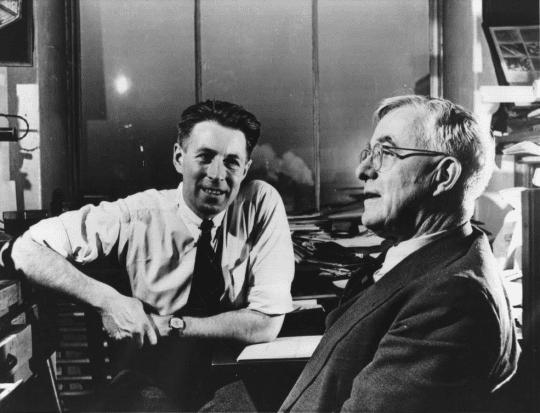 Schaefer and Langmuir