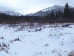 Adirondacks in Winter
