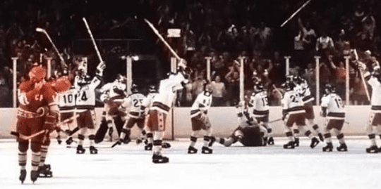 Miracle on Ice provided by ORDA