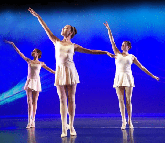 OnStage students at LPCA