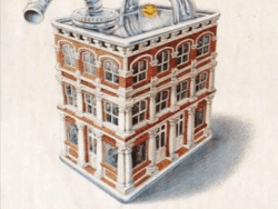 historic preservation illustration