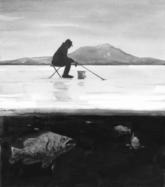 ice fishing adelaide tyrol
