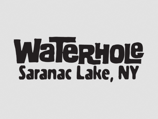 waterhole saranac lake