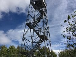 History of Arab Mountain - Beyond the Fire Tower