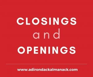 Covid 19 Related Closings And Delays In The Adirondacks The Adirondack Almanack