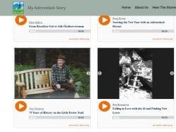 Adirondack community story project