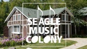 Seagle Music Colony logo