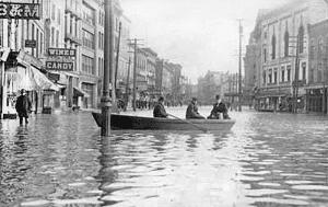 Albany flood 1913
