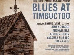 blues at timbuctoo poster