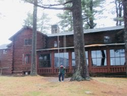 Debar Pond Lodge