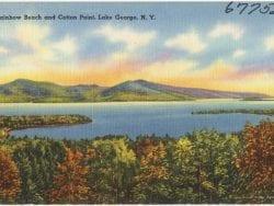 Cotton Point postcard