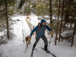 Foxy Brown ski trail