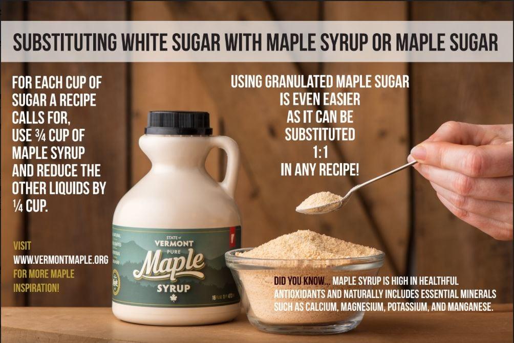 maple substitute ideas