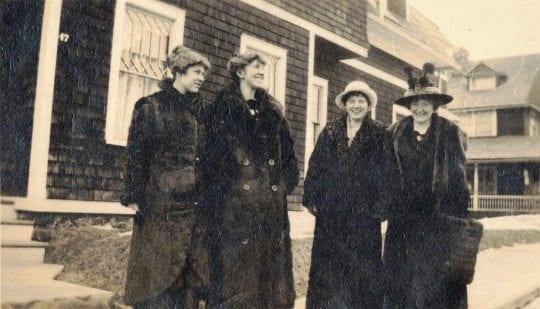 Patients in Fur Coats