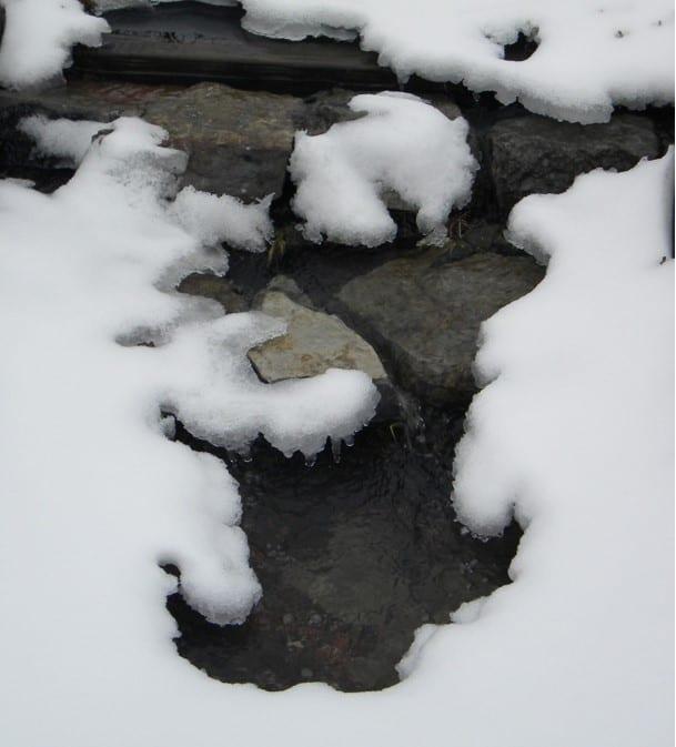 spring melt
