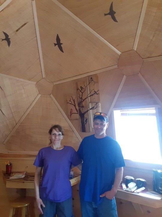 adirondack wildlife refuge dome