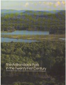 Report of the Commission on the Adirondacks in the 21st Century April 1990
