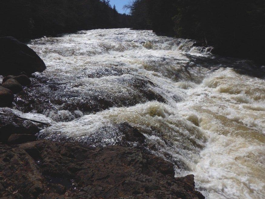 raquette falls