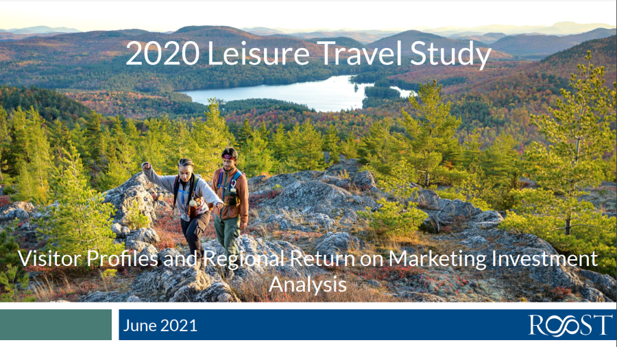 ROOST leisure travel study
